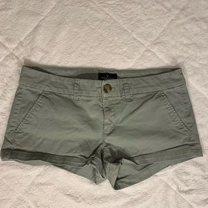 American Eagle Outfitters Shortie Shorts.
